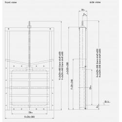 HDPE Penstocks PRA-G