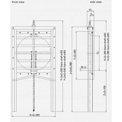 HDPE Penstocks PRA-GDS
