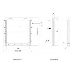 HDPE Handafsluiter PHS