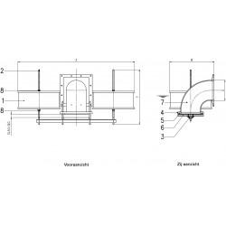 HDPE Float valve PVI
